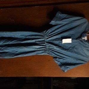 XL chambray button up a.n.d dress